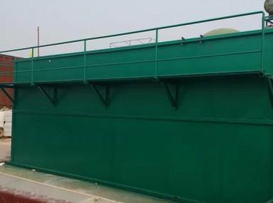 10吨每小时集成式水厂