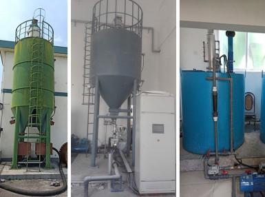 活性炭粉末投加设备