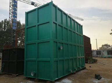 20吨每小时集成式水厂