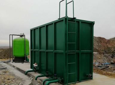 5吨每小时集成式水厂