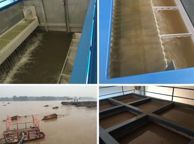 黄河水处理一体化净水设备