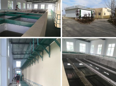 自来水厂一体化净水设备