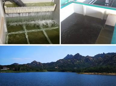 水库水处理一体化净水厂设备