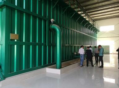 200吨每小时集成式水厂