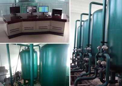 多介质过滤器净水设备