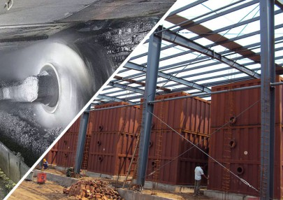 矿井污水处理回用设备