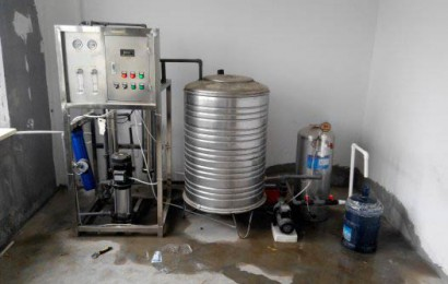 水处理设备的主要特点